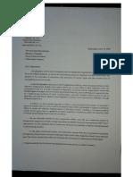 Carta Lousteau I