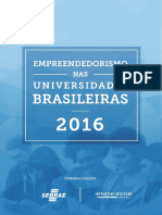 Relatório Endeavor - Universidade x Mercado
