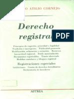 Derecho Registral - Américo Atilio Cornejo.pdf
