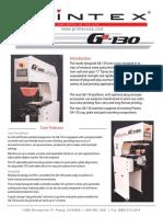 G8 130 Brochure Web