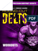 Done for You Workouts for Round Cut Delts