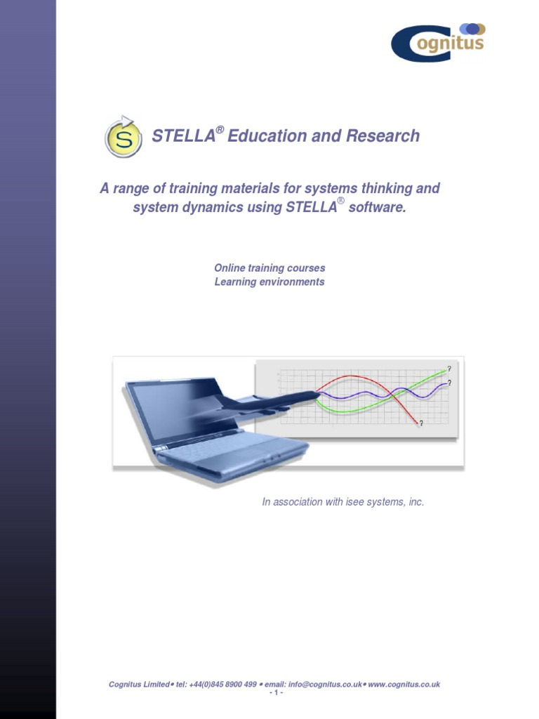 Stella Education and Research | Strategic Management | Systems Thinking