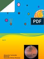 Diapositivas Marte