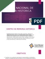 Centro Nacional de Memoria Historica