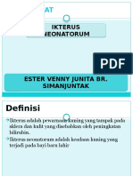 Mini Refrat Ester Ikterus Neonatorum