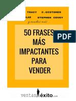 50 Frases Mas Impactantes