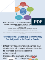 2017 aacte - action research