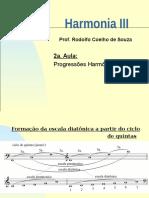 2a Aula Progressoes Harmonicas