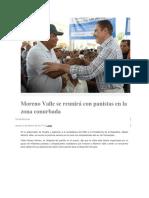 02.02.17 Moreno Valle se reunirá con panistas en la zona conurbada