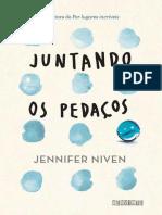 Juntando Os Pedaços - Jennifer Niven