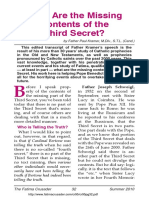 Third Secret - Paul Kramer