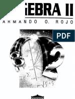 Algebra II (álgebra lineal) - Armando Rojo.pdf