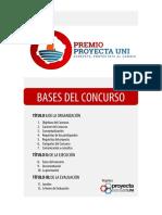 Premio Proyecta UNI