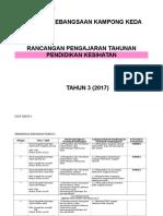 RPT Pendidikan Kesihatan 3