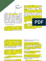 FULL TEXT - Mathay v. CSC, Zaldibar v. Sandiganbayan