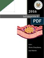 Interactiva II Inflamación