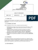 Dmk 5233 - Quality Assurance