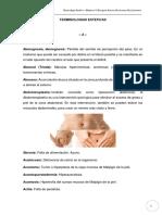 Terminologias y Principios Activos