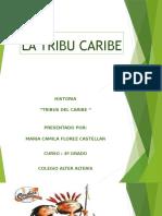 Diapositivas La Tribu Caribe- Maria Camila Florez