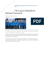 Manifesto Umno