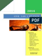 Final Civil Reviewer