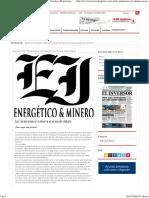 2016-12-22 - InvEnergMin _ Retenciones a La Minería