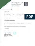 Press Release [Company Update]