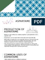 aspartame presentation
