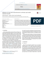 Influence of Tool Steel Microstructure on Friction and Initial