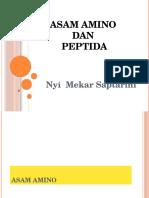 1_asam Amino & Peptida