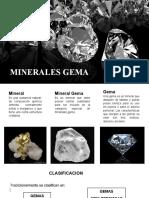 Minerales Gema