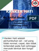 Presentasi Kanker Hati