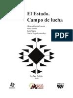 Alvaro Garcia Linera et al. (Grupo Comuna) Estado - Campo de Lucha.pdf