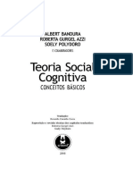 Livro Introducação a Teoria Social Cognitiva