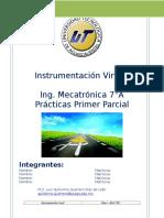 Reporte Primer Parcial - Instrumentación Virtual - Nombre Apellido