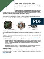 Controlling Stepper Motor via Arduino