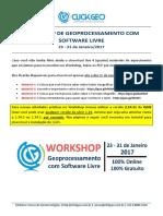 Workshop Geo Software Livre Material 1