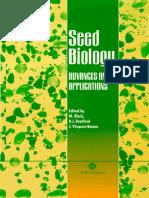 1999 SEED BIOLOGY - Advances and Applications.pdf