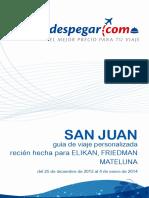 San Juan ES Guia Turistica