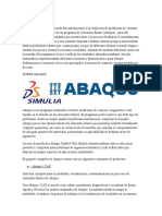 abaqus introduccion