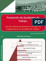 Prevencion de Accidentes STPS - G.M.Q.