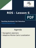 Ros Lesson 6
