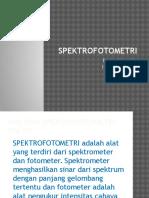Spektrofotometri Daning