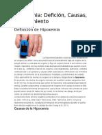 Hipoxemia