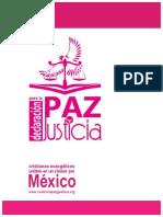 Declaración Para La Paz y Justicia - Version Completa 2017