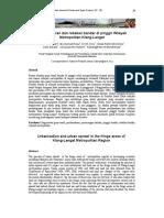 4.Geografia 2010 2 Katiman Et Al Melayu Baru Edited Am 1.PDF Urban Village
