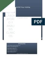 Montaje de Laboratorio y Analisis Clinicos Mixy