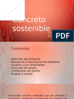 concreto sostenible