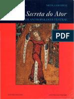 A arte secreta do ator - Dicionário de Atropologia Teatral.pdf
