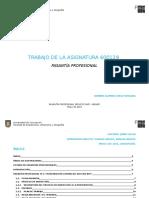 Informe Pasantía